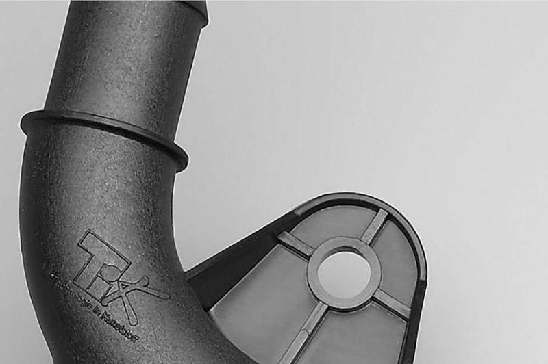 TiK-WIT Kühlwasserrohr