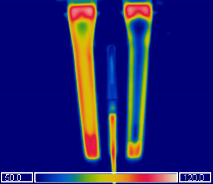 Vergleich Stickstoff gegen CO2 GIT